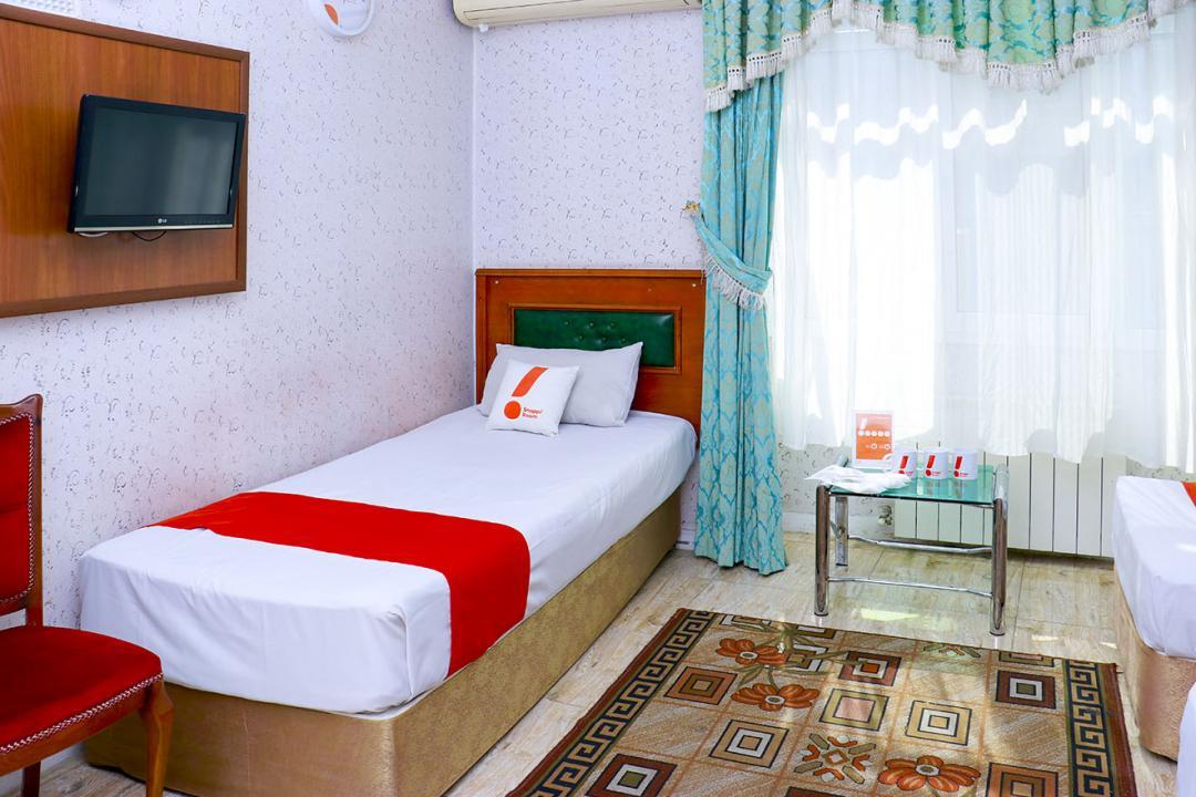هتل سعدی اتاق سه تخته سینگل