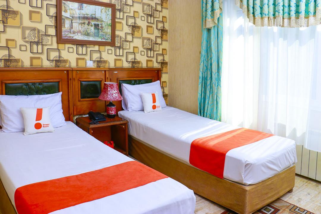هتل سعدی اتاق دو تخته سینگل
