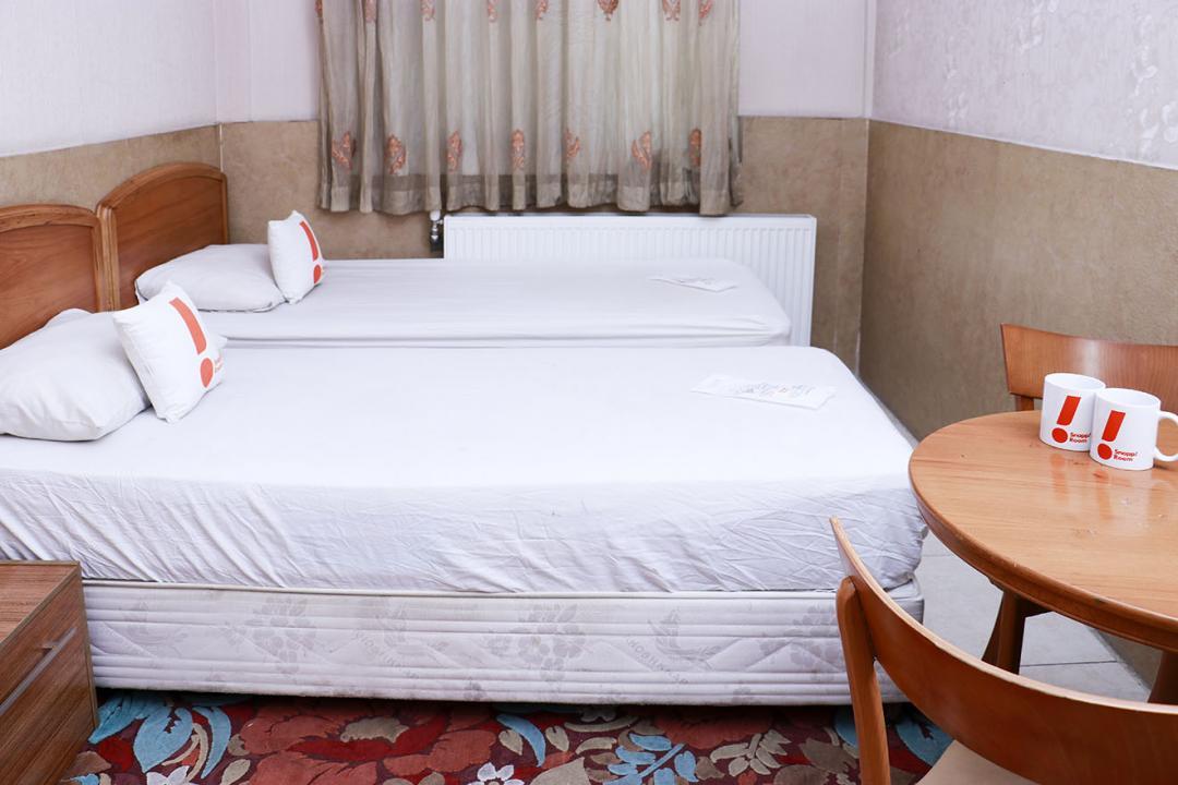 مهمانپذیر صدریه اتاق دو تخته سینگل