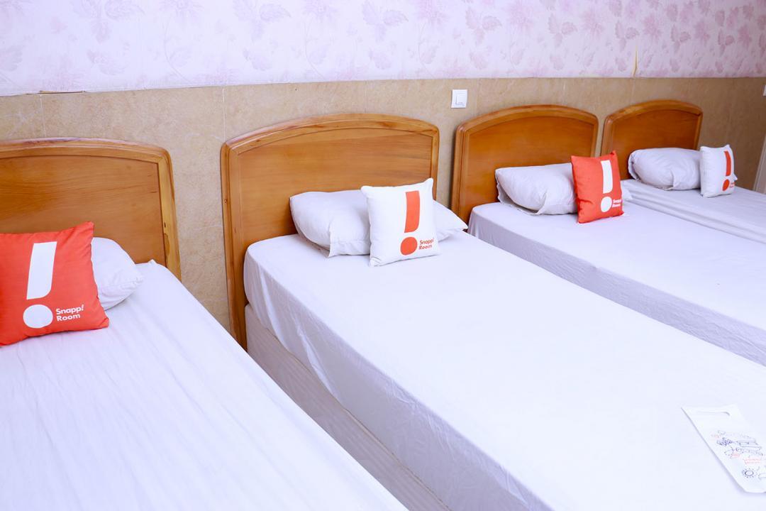مهمانپذیر صدریه اتاق چهار تخته سینگل