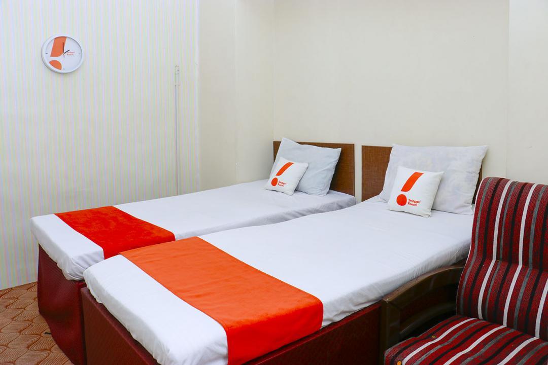 مهمانپذیر سرو اتاق دو تخته سینگل - بدون پنجره