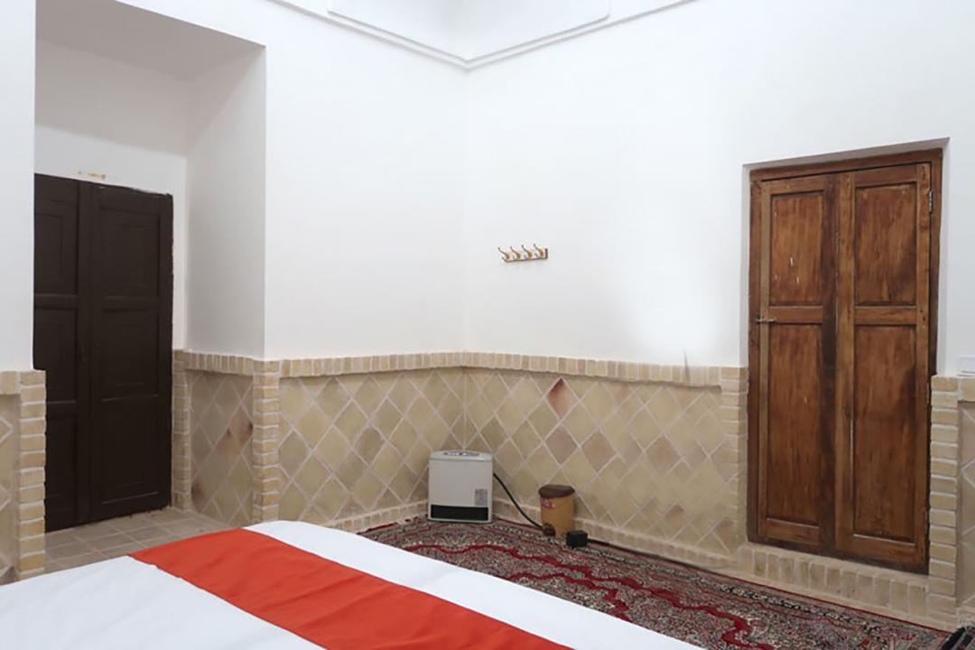 اقامتگاه سنتی شاخه نبات اتاق دو تخته دابل