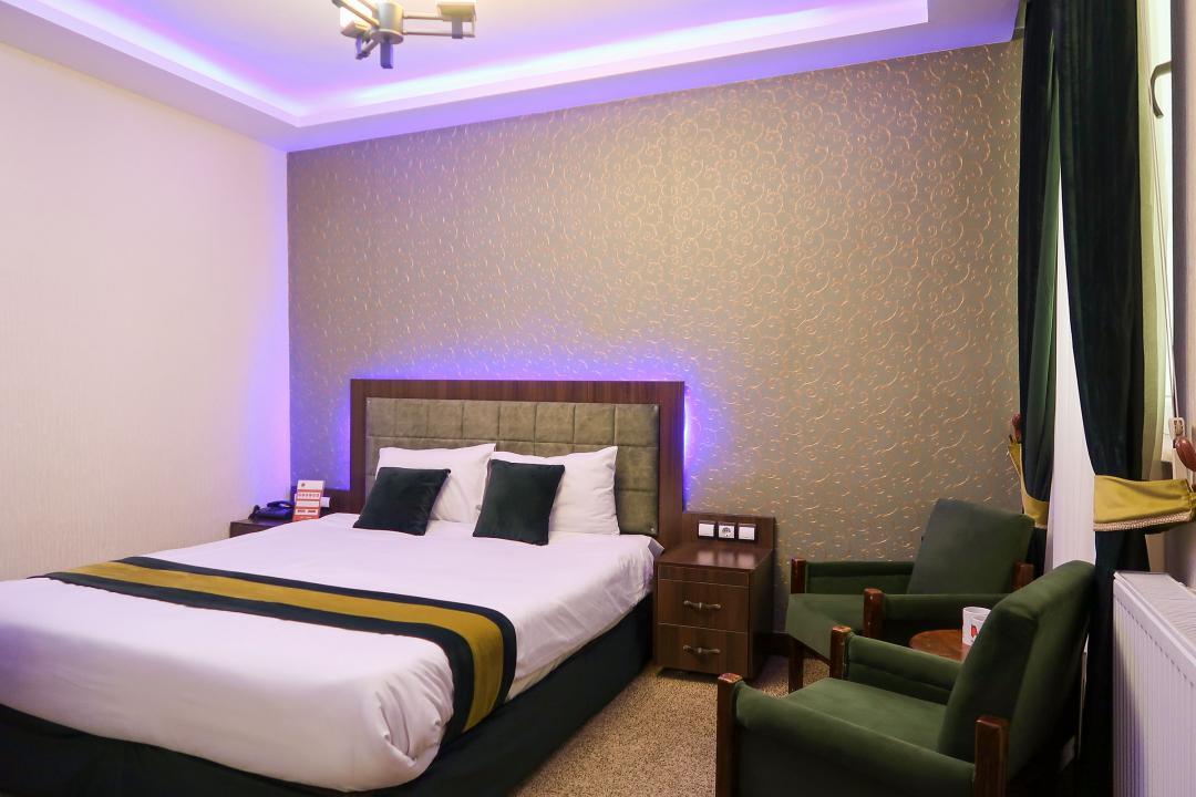 هتل تالار اتاق دو تخته دابل