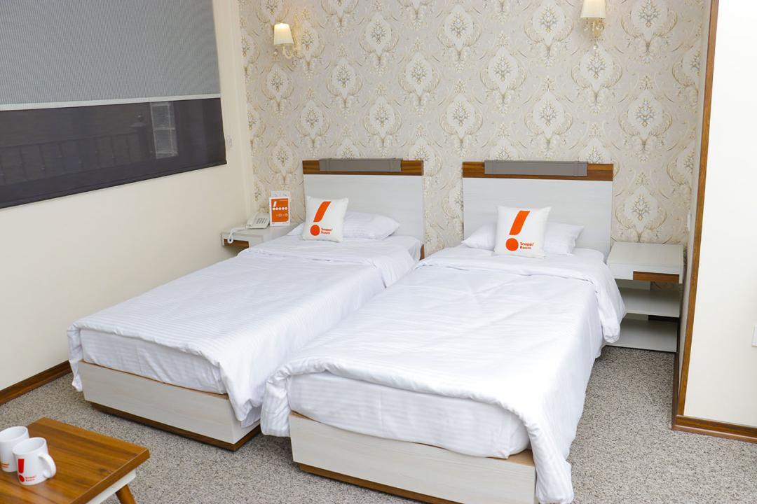 هتل ورنوس اتاق دو تخته سینگل