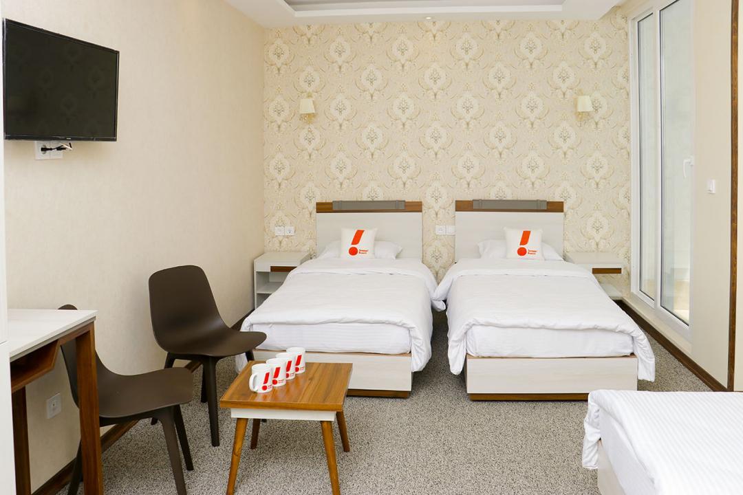 هتل ورنوس اتاق چهار تخته سینگل