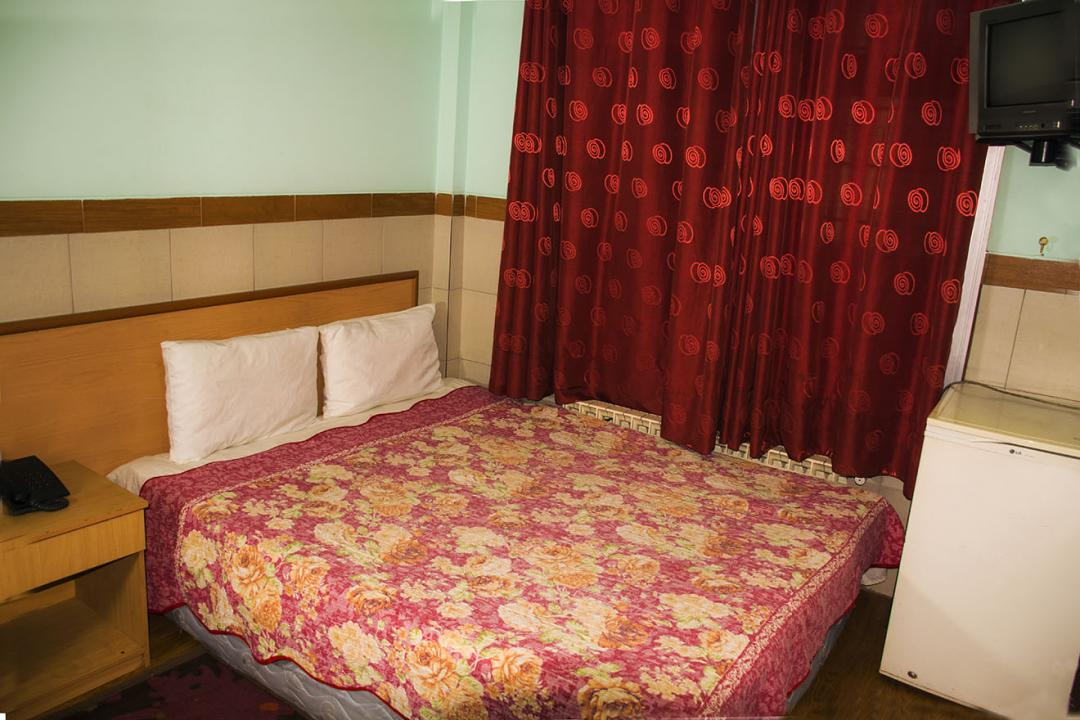 مهمانپذیر ویلا اتاق دو تخته دابل - بدون سرویس
