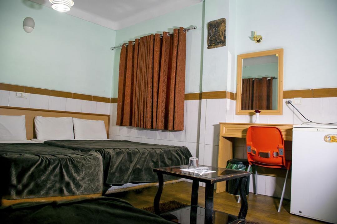 مهمانپذیر ویلا اتاق چهار تخته دابل سینگل - بدون سرویس