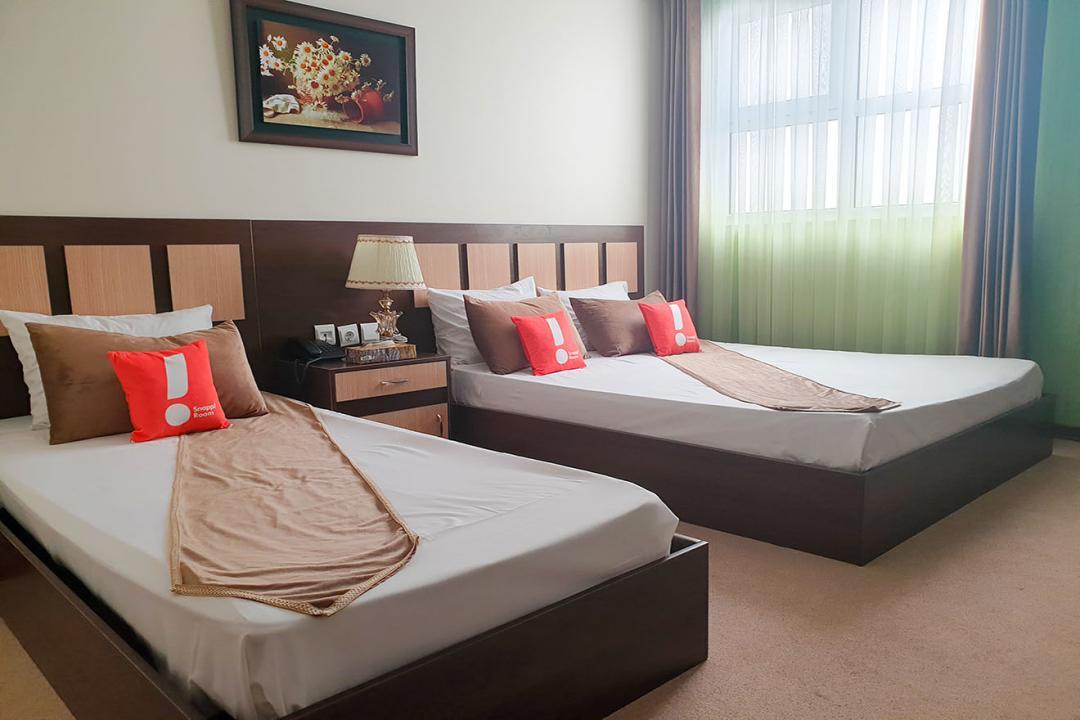 هتل ستاره ویلا اتاق سه تخته دابل سینگل
