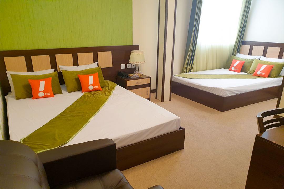 هتل ستاره ویلا اتاق چهار تخته دابل