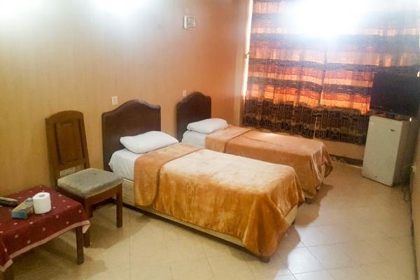 هتل دیپلمات اتاق دو تخته سینگلاتاق دو تخته سینگل