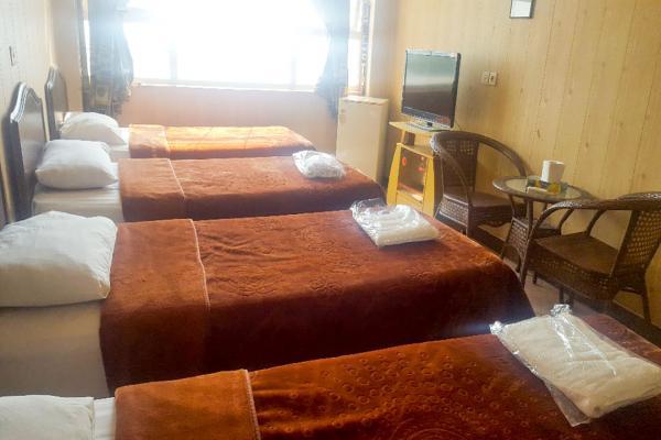 هتل دیپلمات اتاق سه تخته سینگلاتاق سه تخته سینگل