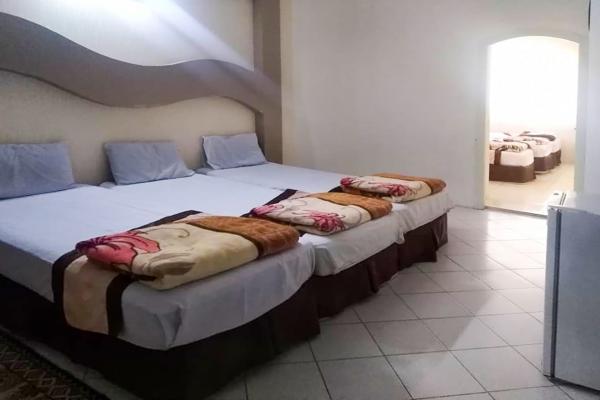 هتل حامی اتاق چهار تخته سینگلاتاق چهار تخته سینگل