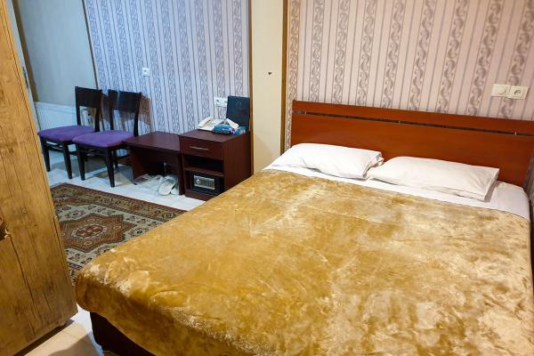 هتل مینا اتاق دو تخته دابلاتاق دو تخته دابل