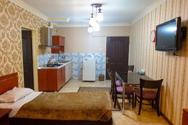 هتل مینا سوییت پنج نفره یک خوابهسوییت پنج نفره یک خوابه