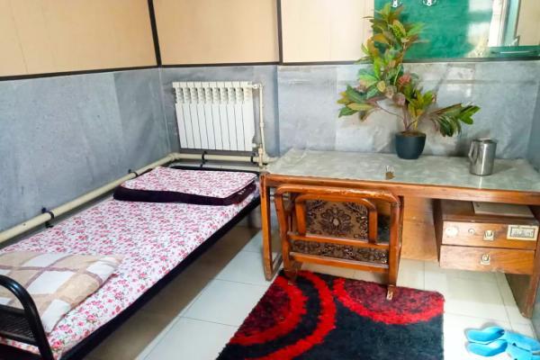 مهمانپذیر نادر اتاق یک تخته - بدون سرویساتاق یک تخته - بدون سرویس