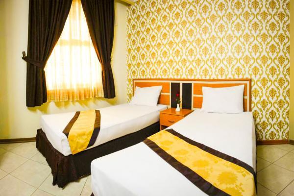 هتل پاویون سوییت دو تخته سینگلسوییت دو تخته سینگل