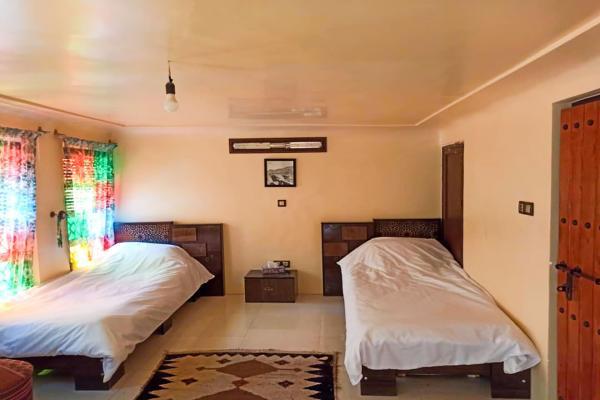 اقامتگاه سنتی سهراب اتاق دو تخته سینگل با حمام و سرویساتاق دو تخته سینگل با حمام و سرویس